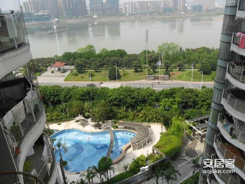 江滨高档社区单价1w5稀缺 心家泊配套设施概况 福州房价